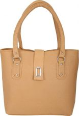 Flat 88% off on Mukul Collection Hand-held Bag(Brown)