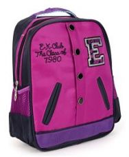 School Bag Purple - 12 inch for Rs. 436
