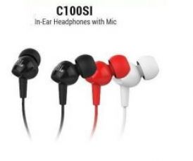 Buy Buy 1 Get 1 Jbl C100 In-ear Headphones 3.5mm Jack With Mic - OEM from Rediff