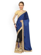 Buy Woven Design Saree for Rs. 549