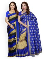 Woven Design Saree for Rs. 799