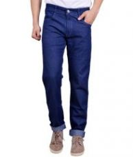 Buy Masterly Weft Trendy Blue Jeans for Rs. 529