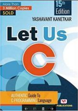 Buy Let Us C Paperback (English) 12th Revised Edition from SnapDeal