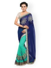 Embroidered Saree for Rs. 937