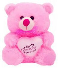 Get 40% off on ADS Toys Pink ( Some One Special ) Teddy Bear - 35 cm