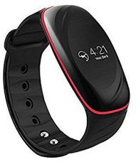 Corseca Bfit Fitness Tracker (Black) for Rs. 1,599