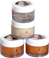 Buy Shahnaz Husain Gold Skin Radiance Timeless Youth Kit  (Set of 4) for Rs. 999