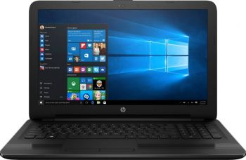 Buy HP 15 Core i3 6th Gen - (4 GB/1 TB HDD/Windows 10 Home) 15-be014TU Laptop  (15.6 inch, Black, 2.19 kg) from Flipkart