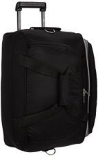Buy Skybags Cardiff Polyester 52 cms Black Travel Duffle (DFTCAR52BLK) from Amazon