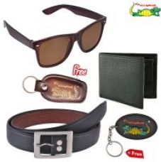 Get 87% off on Elligator fashionable combo with free keychain