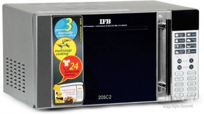 Buy IFB 20 L Convection Microwave Oven  (20SC2, Silver) for Rs. 8,699