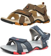Buy Lotto Combo Of 2 Men's Sandal GT7076_7144 Sneaker UK/IN from Amazon