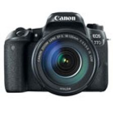 Canon EOS 77D Kit (EF-S18-135 IS USM) DSLR Camera for Rs. 81,900