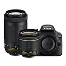 Get 7% off on Nikon DSLR D3300 (with AF-P DX NIKKOR 18-55mm + 70-300mm VR)