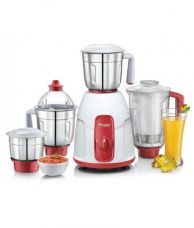 Flat 29% off on Prestige Elegant Mixer Grinder 750 W 4 Jar Mixer Grinder