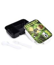 Buy Jewel Lunch Box Set Ben10 Print - Green for Rs. 97