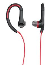 Buy Motorola Sports Headphones (Red) from Amazon