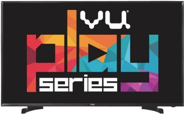 Buy Vu 109cm (43 inch) Full HD LED TV  (43S6575 Rev PL) for Rs. 23,999