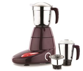 Butterfly Novo 750-Watt Mixer Grinder with 3 Jar (Cherry Red) for Rs. 3,650