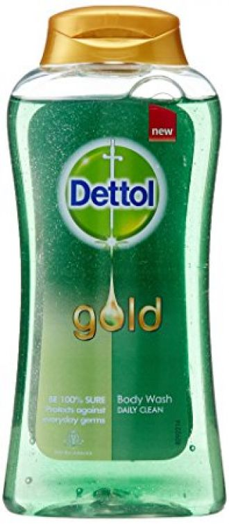 Buy Dettol Bodywash, 250ml (Daily Clean) from Amazon