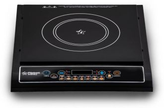 Buy Flipkart SmartBuy Induction Cooktop  (Black, Push Button) for Rs. 1,499