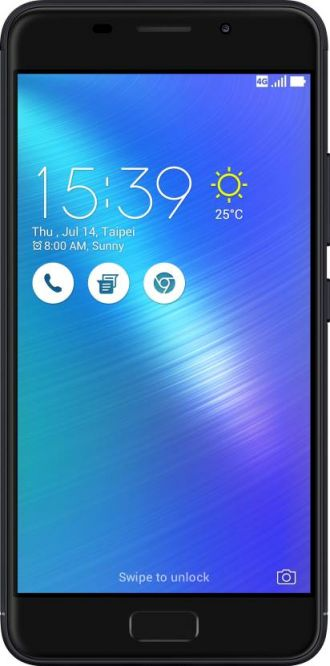 Asus Zenfone 3s Max (Black, 32 GB)  (3 GB RAM) for Rs. 8,999