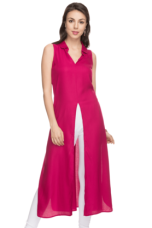 Flat 79% off on X HAUTE CURRYWomen Blended Solid Kurta    HAUTE CURRY Women Blended Solid Kurta    ...       Rs 1399 Rs 299  (79% Off)         Size: XL