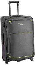 Buy Pronto Moscow Polyester 65 cms Grey Soft Sided Suitcase (6541 - GY) from Amazon