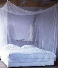 Buy Modicare Fashion Multicolor Nylon Mosquito Net from SnapDeal