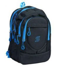 Sara bags blue school Backpack for Rs. 584