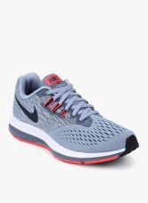 Get 40% off on Nike Zoom Winflo 4 Grey Running Shoes