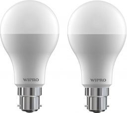 Get 40% off on Wipro 12 W B22 LED Bulb  (White, Pack of 2)