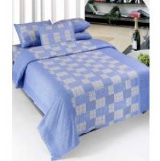 Get 72% off on k decor 100 percent cotton bedsheet (on-01)