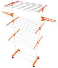Buy Kawachi Power Dryer Easy Mild Steel Cloth Drying Stand from SnapDeal