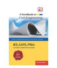 Buy A Handbook On Civil Engineering Ies Gate Psus & Other Competitive Exams Paperback (English) 2014 for Rs. 210