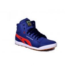 Buy West Code Hottest Casual Shoes 801 blue red for Rs. 1025