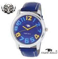 Flat 89% off on Tigerhills Mens Blue And Blue  Watch