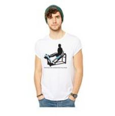 Get 62% off on TRAIN INSANE OR REMAIN SAME GRAPHIC PRINTED T-SHIRT