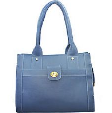 Buy Lady Queen Blue Shoulder Bag from ShopClues