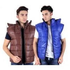 Get 41% off on Kritika's (SET OF 2 )Stylish Sleevless Men's Jacket