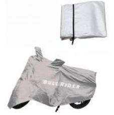 Flat 81% off on AutoBurn Bike body cover with mirror pocket Perfect fit for Hero Passion Pro TR
