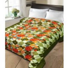 Buy K Decor Printed Double Bed Fleece Blanket (BT-004) for Rs. 359
