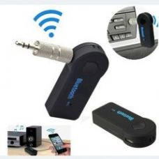 Wireless Car Bluetooth Receiver Adapter 3.5mm Aux Audio Stereo Music Home Hands-free Car Bluetooth Audio Adapter for Rs. 435