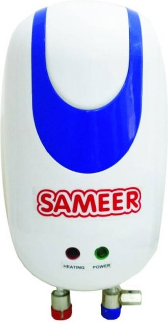 Buy Sameer 3 L Instant Water Geyser  (White, Insta) for Rs. 1,899