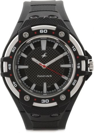 Buy Fastrack NE9332PP02 Basics Watch  - For Men from Flipkart