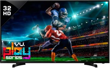Buy Vu 80cm (32 inch) HD Ready LED TV  (32K160M) from Flipkart