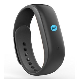 Buy Lenovo HW02 Plus Heart Rate Fitness Band (Fashion-Black) from Amazon