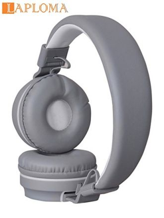 Laploma Trance Wired Headphone with Mic for Smartphones, Android, iPhone White for Rs. 549