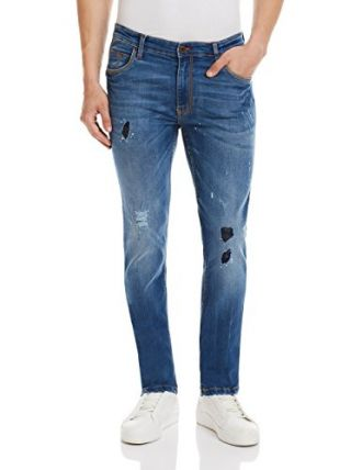 Buy Indigo Nation Men's Casual Trousers from Amazon