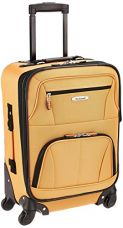 Rockland Polyester Orange Carry-On (F2281-ORANGE) for Rs. 6,999